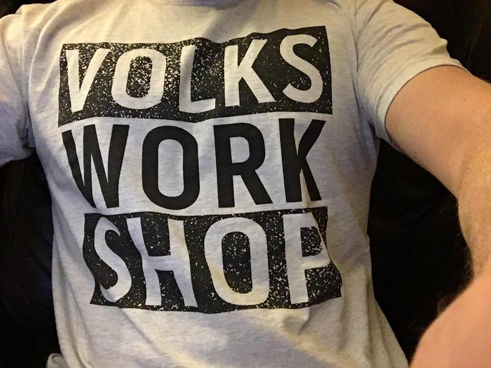 Volks Workshop Merchandise