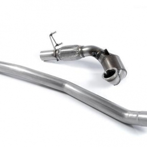 Racingline Golf 7 'R' Downpipe with Sports Cat