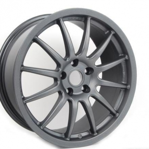 "Racingline 18"" x 9"" Wheel, Gunmetal Grey, ET35 -  1 Wheel"