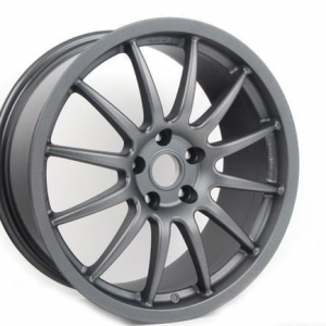 "Racingline 18"" x 8"" Wheel, Gunmetal Grey, ET45 - 1 Wheel"