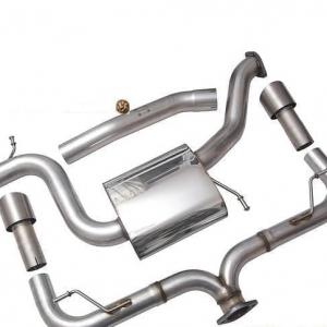 Racingline Audi S3 (8V) 5DR Cat Back Exhaust System Non Valved