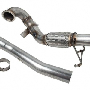 Racingline Golf 7 GTI Downpipe with Cat-Delete