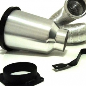 Maxflow Enclosed Cold Air Induction Kit – A3 1.9TDi (90-115bhp)