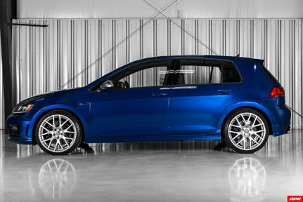 APR ROLL CONTROL LOWERING SPRINGS GOLF 7R GTI AND AUDI S3 MQB