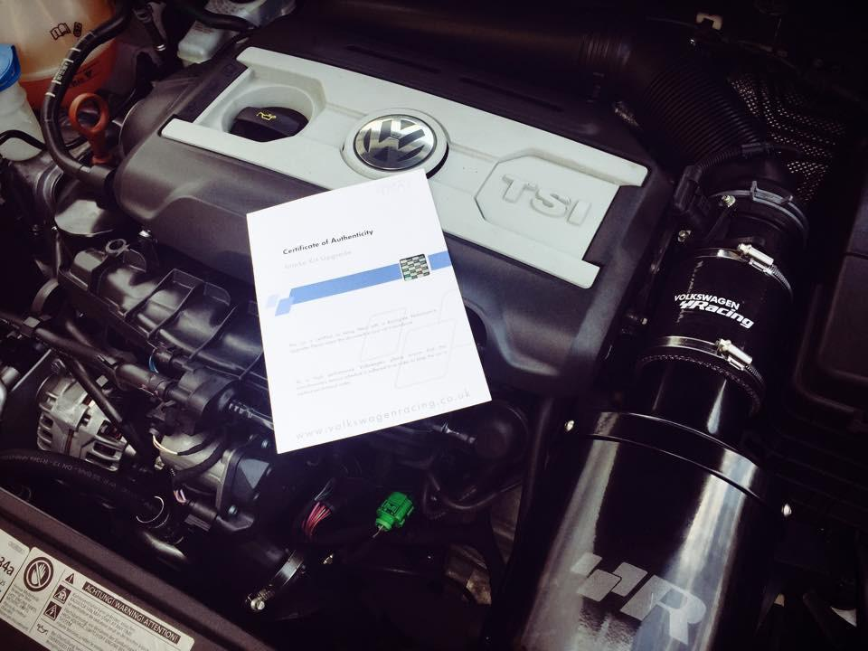 VWR Intake System - Golf 6 GTI, Scirocco 2.0 TSI
